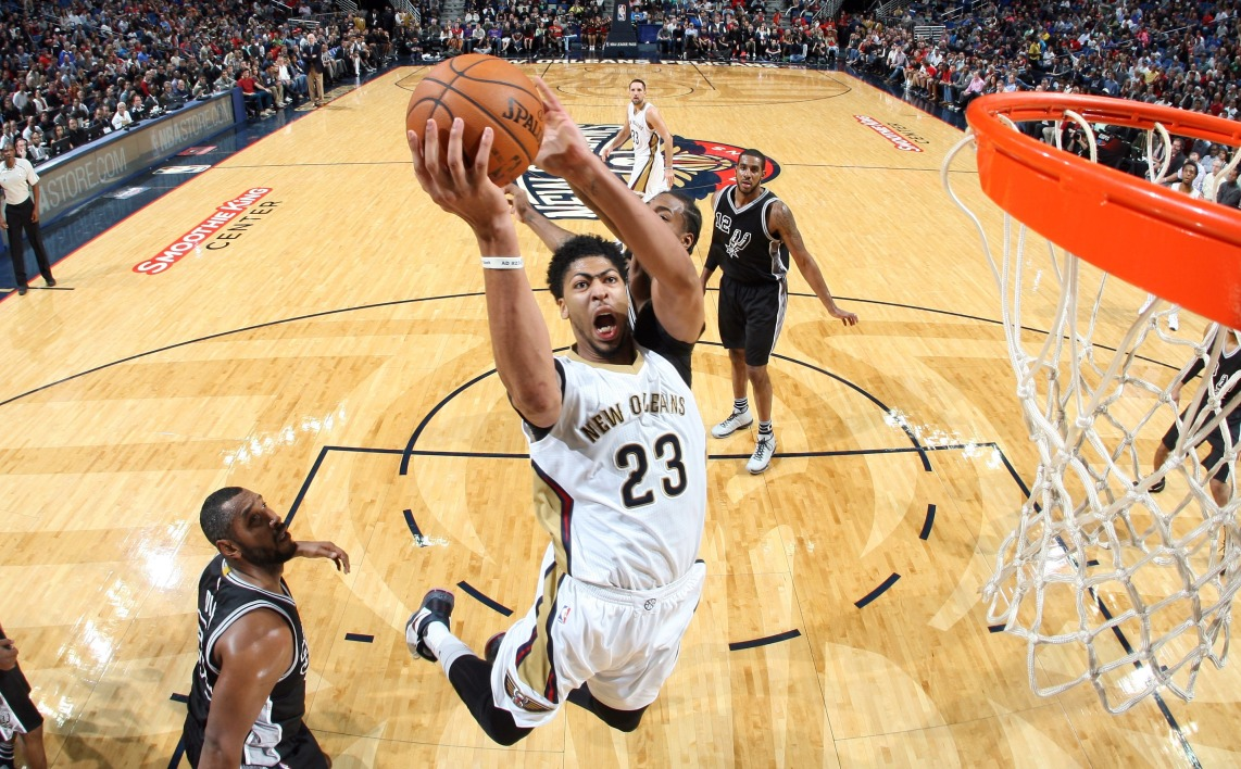 EN VIDEO - NBA : les Pelicans s'offrent les Spurs