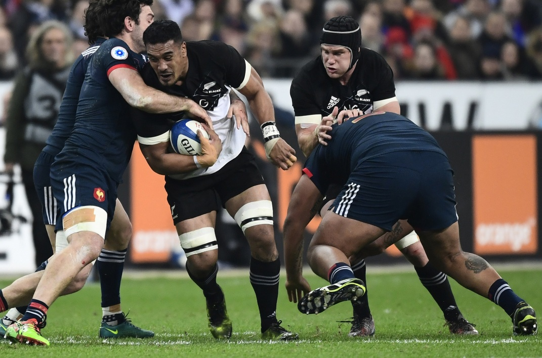 Un France-All Blacks aux Emirats Arabes Unis en 2018?