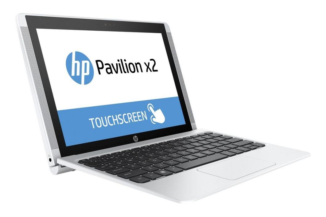 hp pavilion x2 detachable 10 n000nf la fiche technique compl te. Black Bedroom Furniture Sets. Home Design Ideas