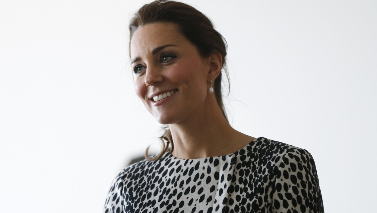 Kate Middleton à la galerie d'art Turner Contemporary, le 11 mars 2015