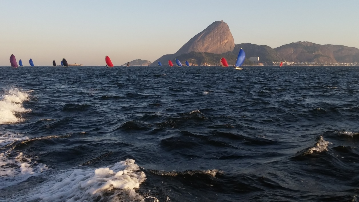 JO 2016 - Pollution : Rio en eaux troubles