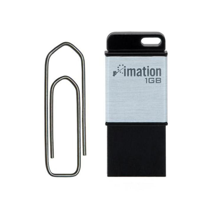 Imation Atom Flash Drive - 4 Go