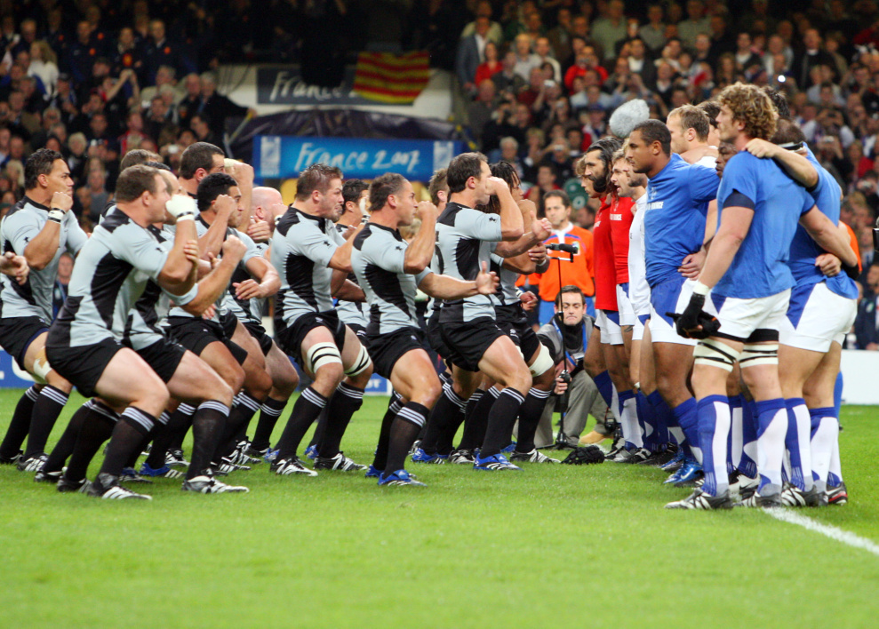 All Blacks-France