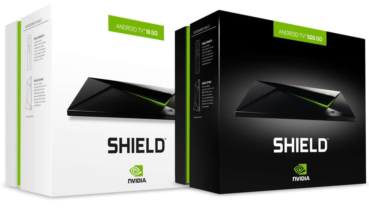 Nvidia Shield Android TV (16 Go)