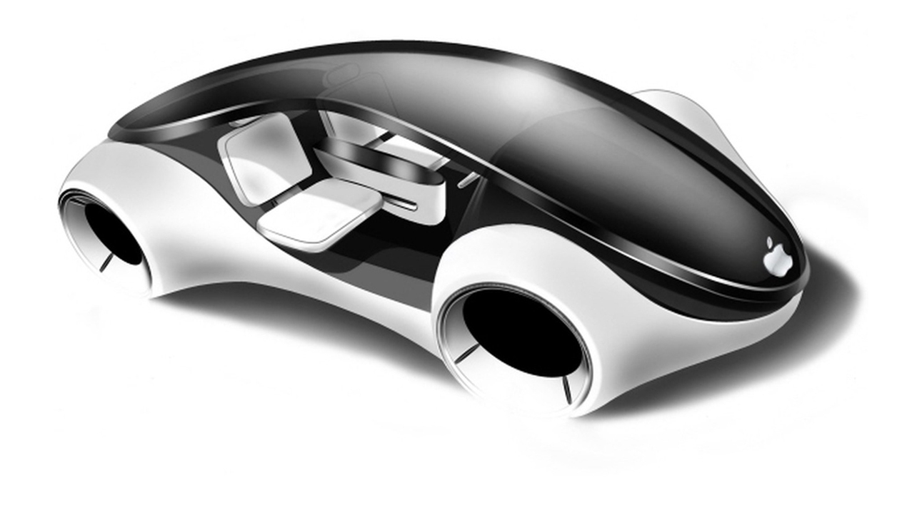 L'une des illustrations du Concept Car iCar