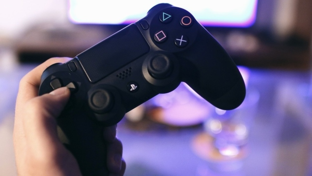 Une manette de Playstation 4. (Photo d'illustration)