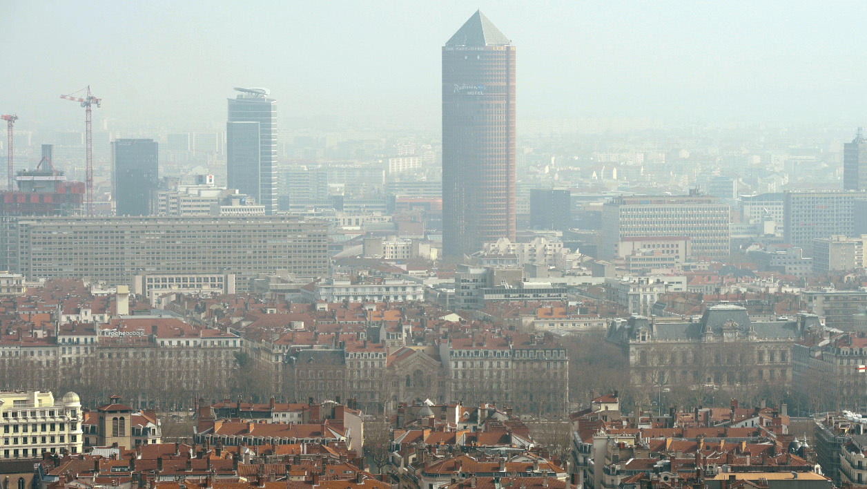 Lyon concentre le plus grand nombre de sites pollués