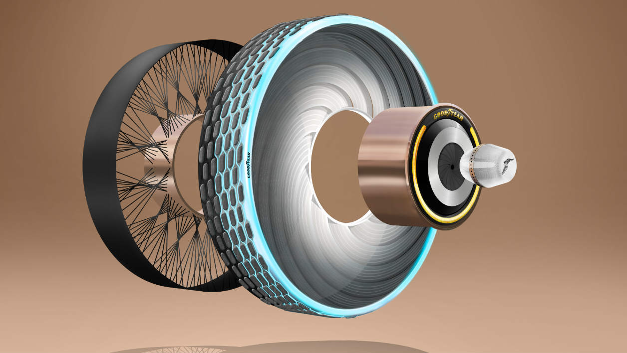 Goodyear reCharge