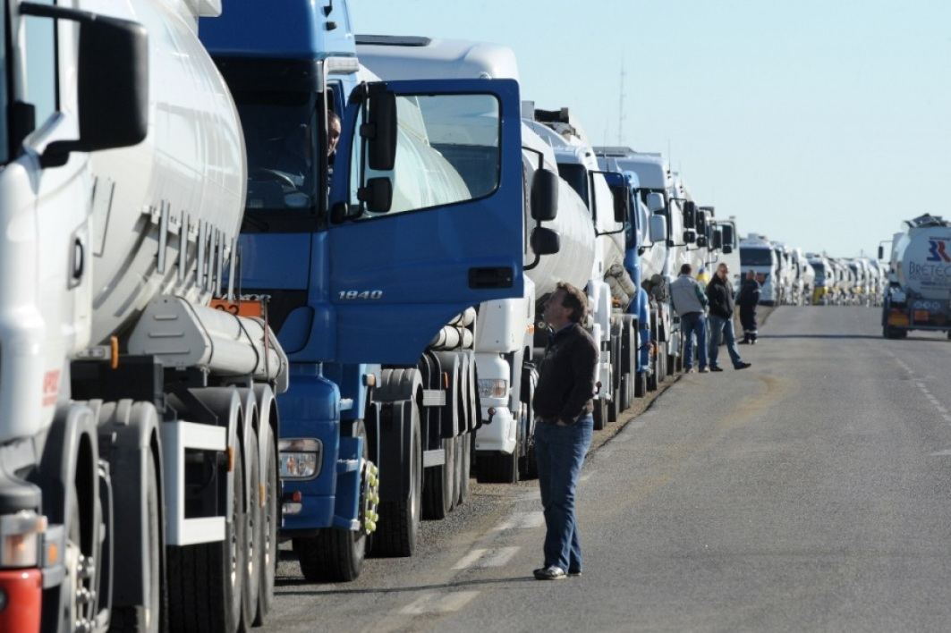 Blocages routiers