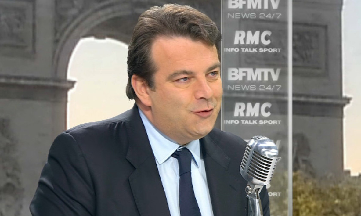 Thierry Solère face à Jean-Jacques Bourdin: les tweets de l'interview