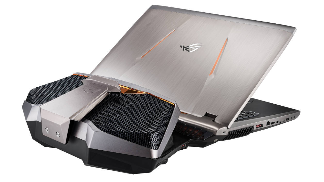 Asus rog gx800 ce pc portable de la d mesure co te 7000 for Cuisine 7000 euros