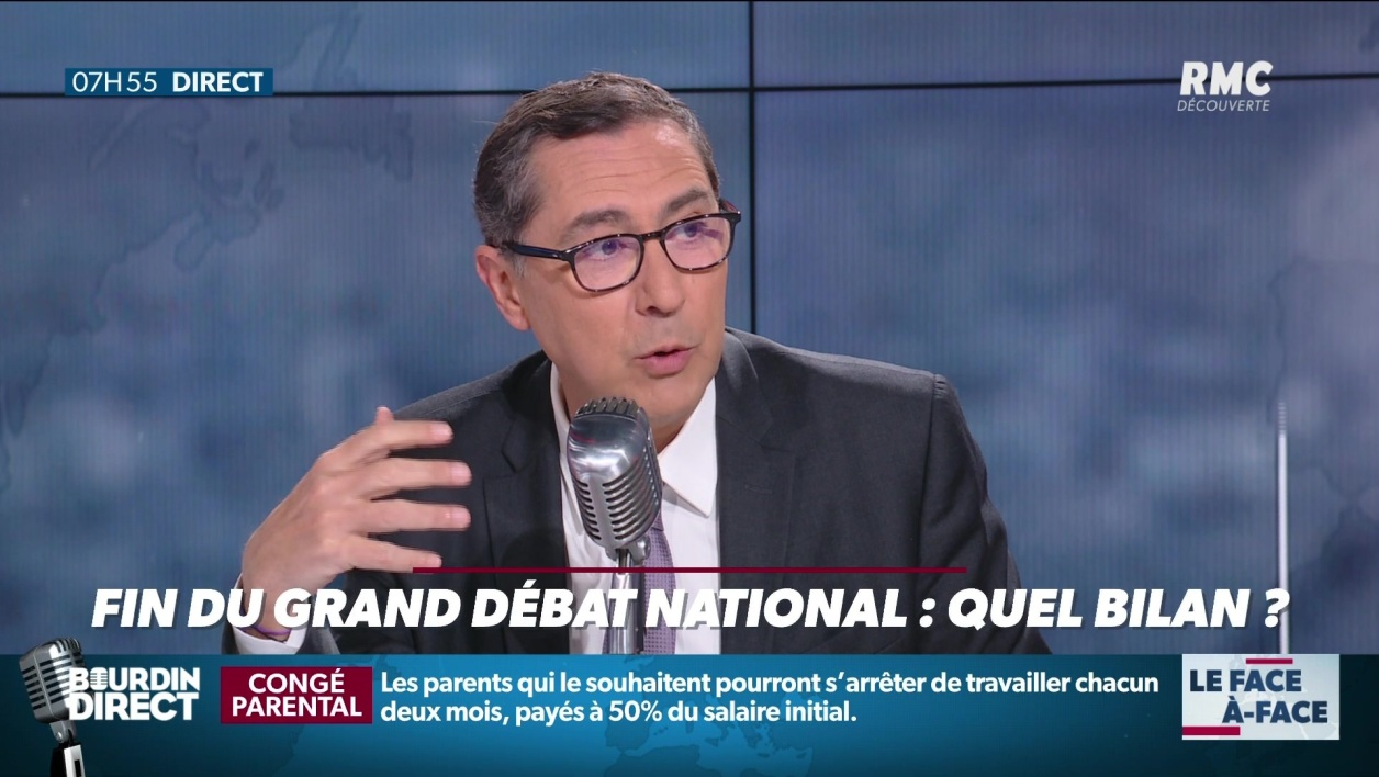 "Brunet & Neumann: quel bilan pour le ""Grand débat national""?"