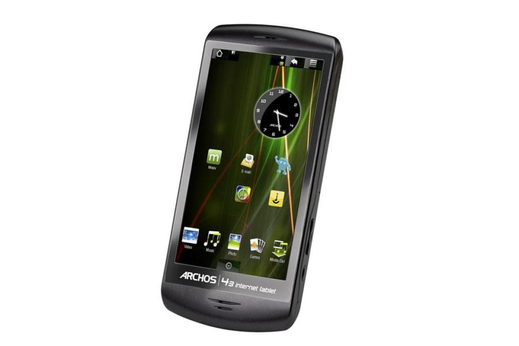 Archos Archos 43 Internet tablet 16 Go