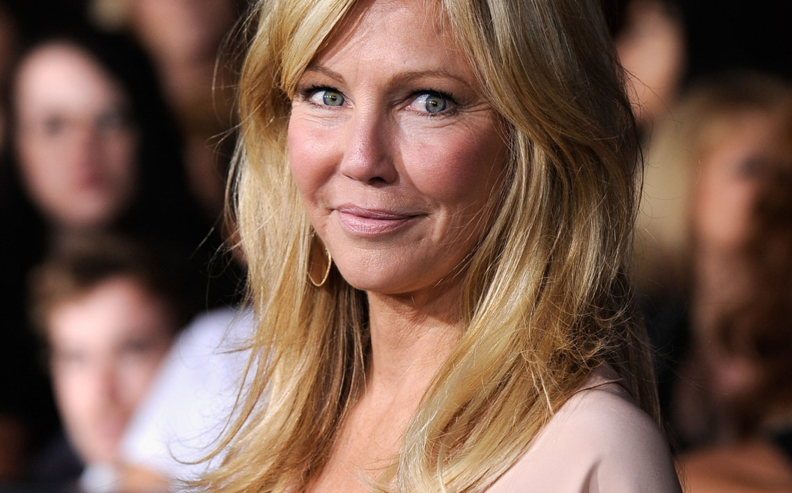 Heather Locklear hospitalisée suite à un accident de voiture