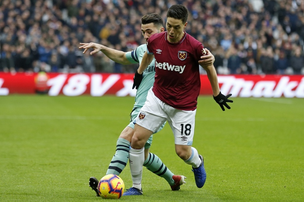 Equipe de France: Samir Nasri n'en veut plus à Didier Deschamps