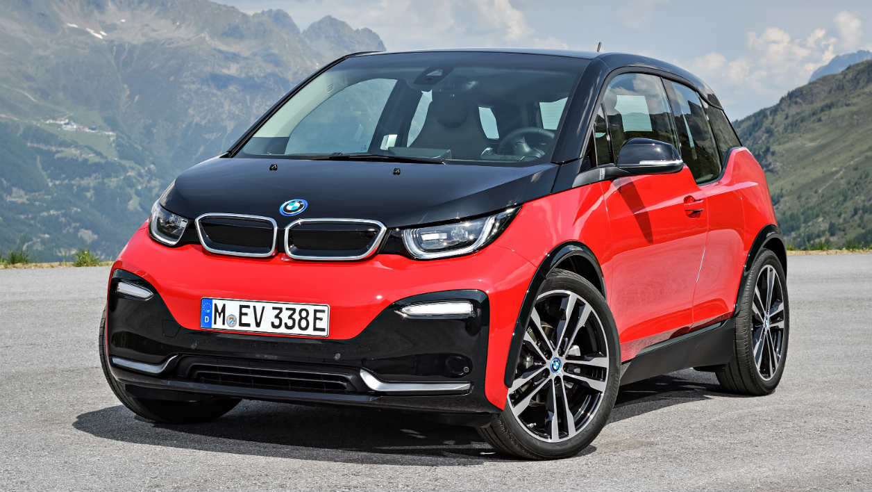 bmw i3s quand la citadine lectrique veut jouer les sportives. Black Bedroom Furniture Sets. Home Design Ideas