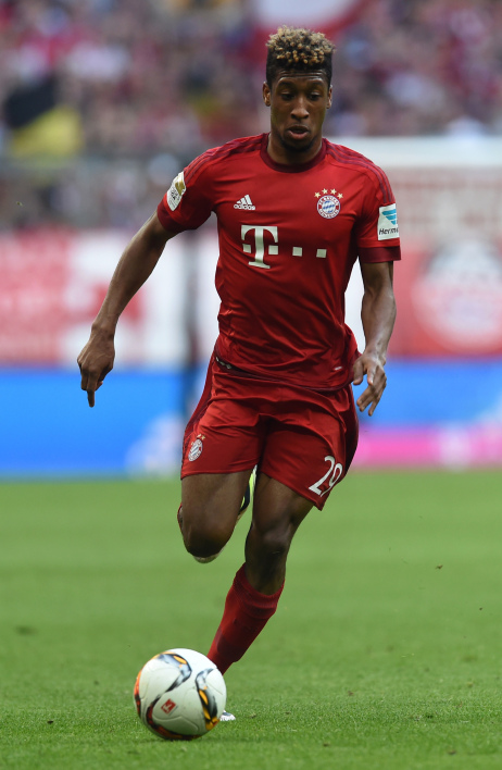 Football : Kingsley Coman blessé