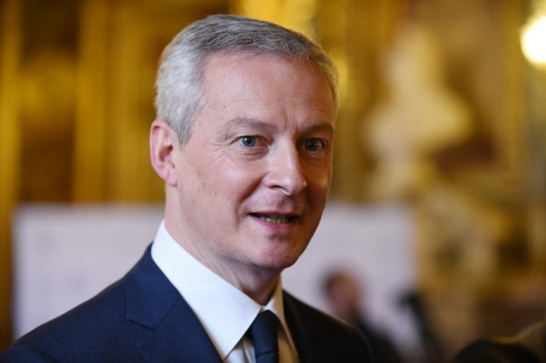 Fiscalite ISF Bercy Bruno Le Maire
