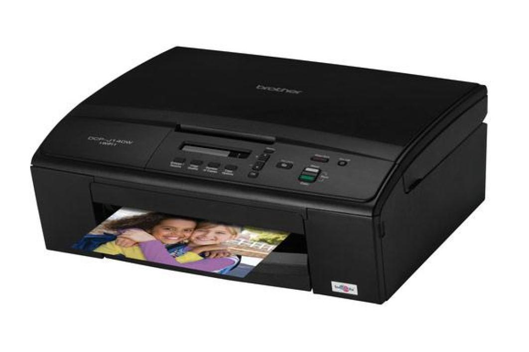 how to connect pc with brother dcp-l2540dw with wifi