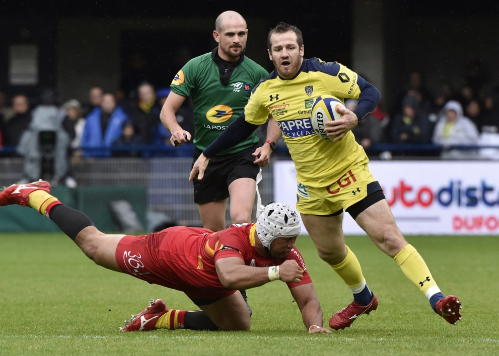 Top 14: Clermont en demies, Agen presque maintenu