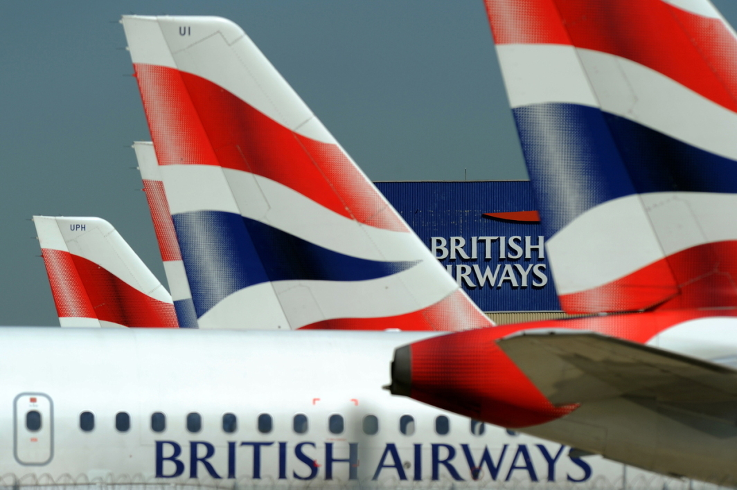 Britsih airways