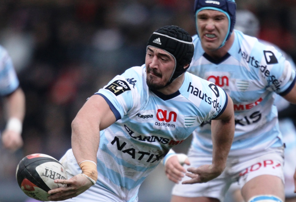 Alexandre Dumoulin (Racing 92)