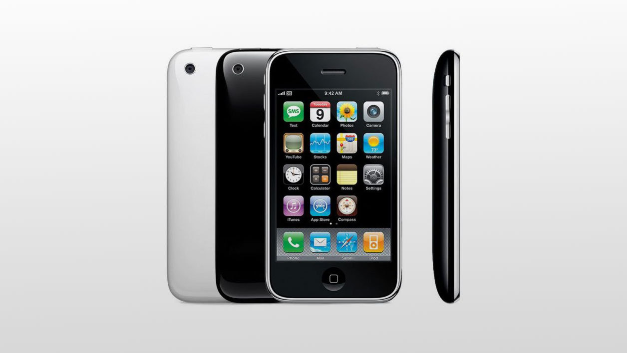L'iPhone 3GS d'Apple