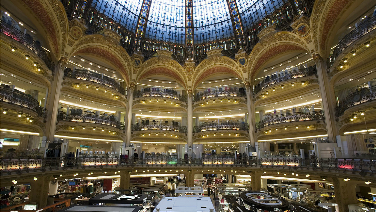 les galeries lafayette ont peut tre trouv la solution faire lacquisition dun local rserv aux groupes lenseigne va ouvrir en janvier 2017 - Galeries Lafayettes Mariage