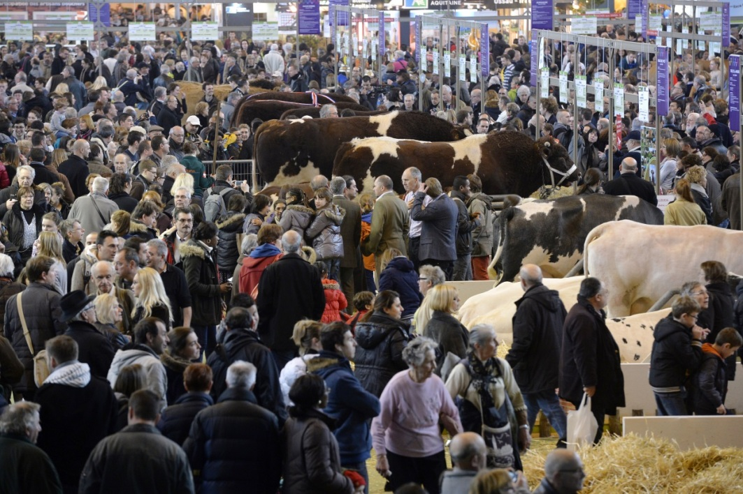 Comment paris expo compte attirer encore plus de congr s for Porte de versailles salon de l agriculture
