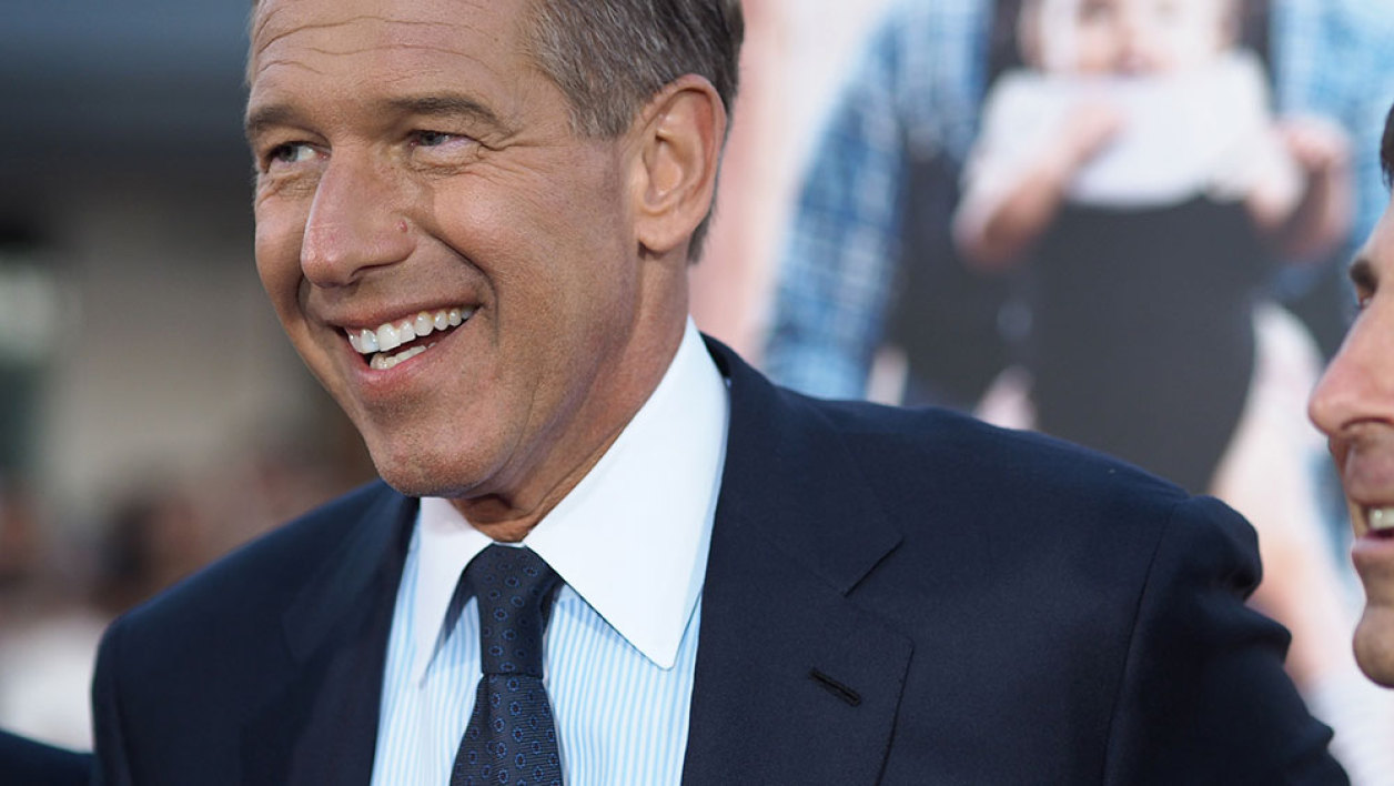 Brian Williams, journaliste vedette de NBC