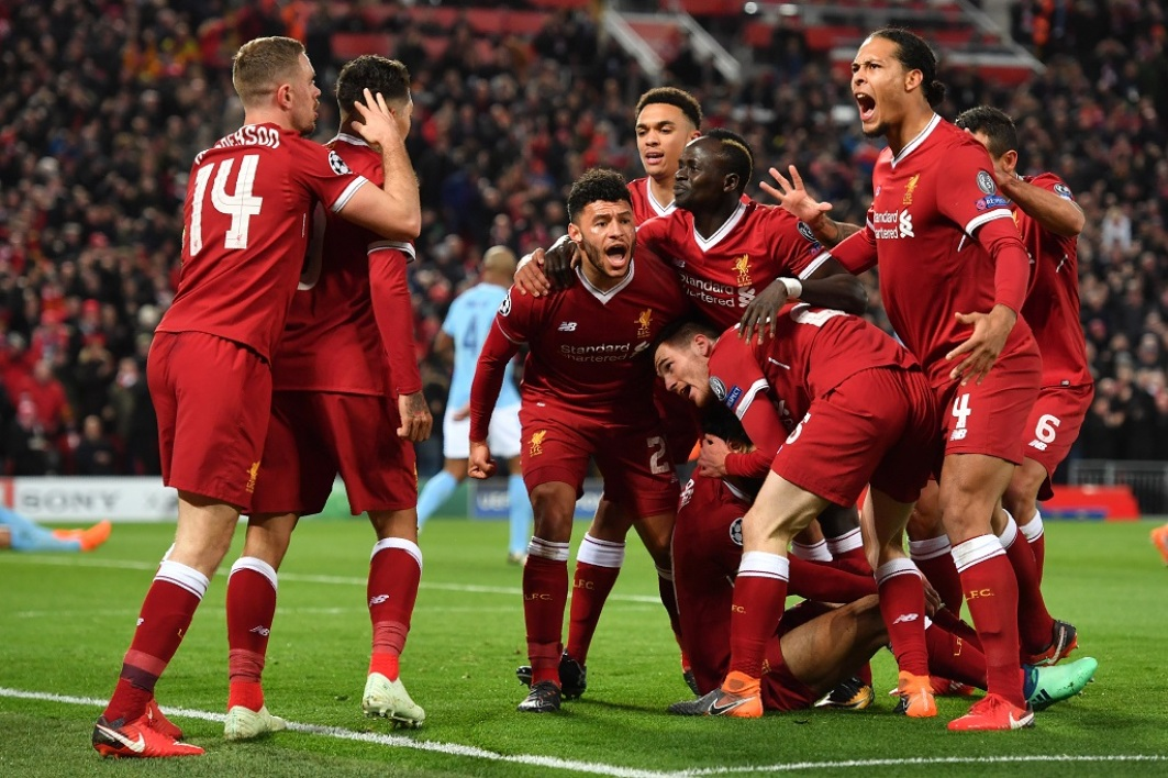 Liverpool assomme City