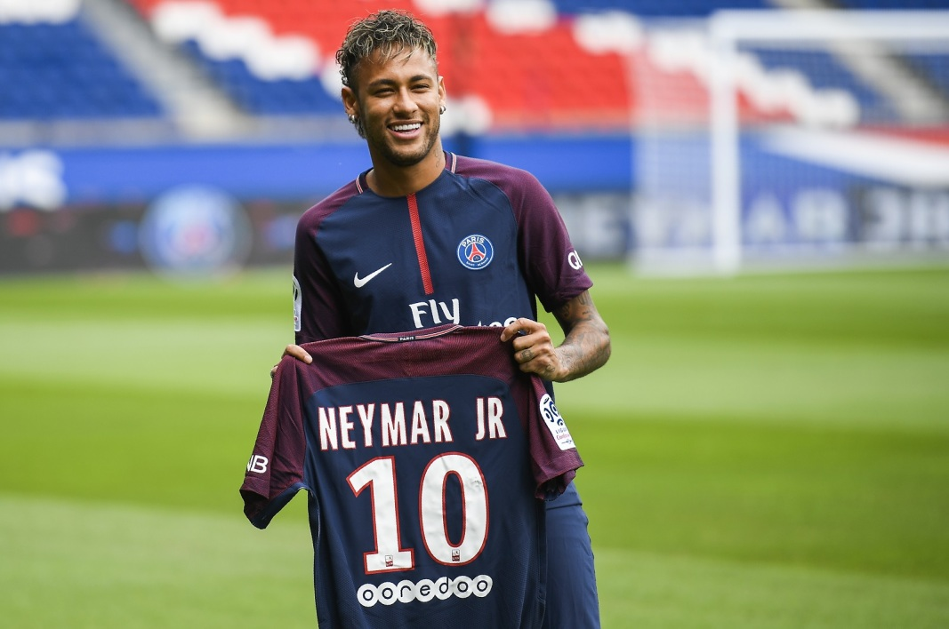 maillot psg junior neymar