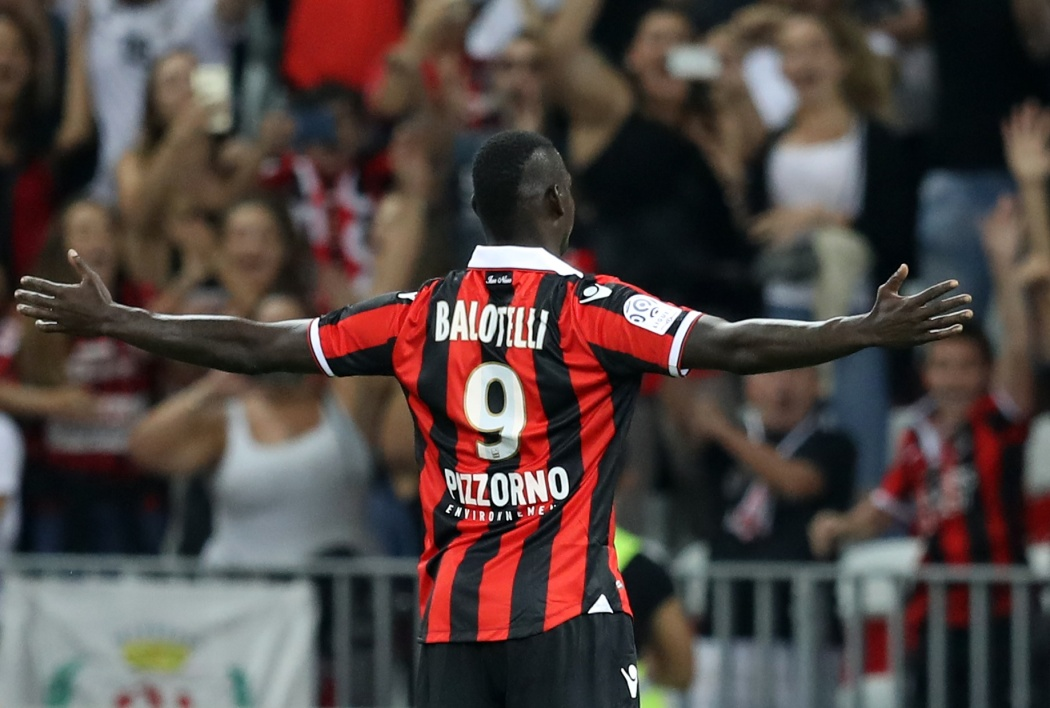 Ligue 1 - Nice : Balotelli absent du groupe contre Montpellier