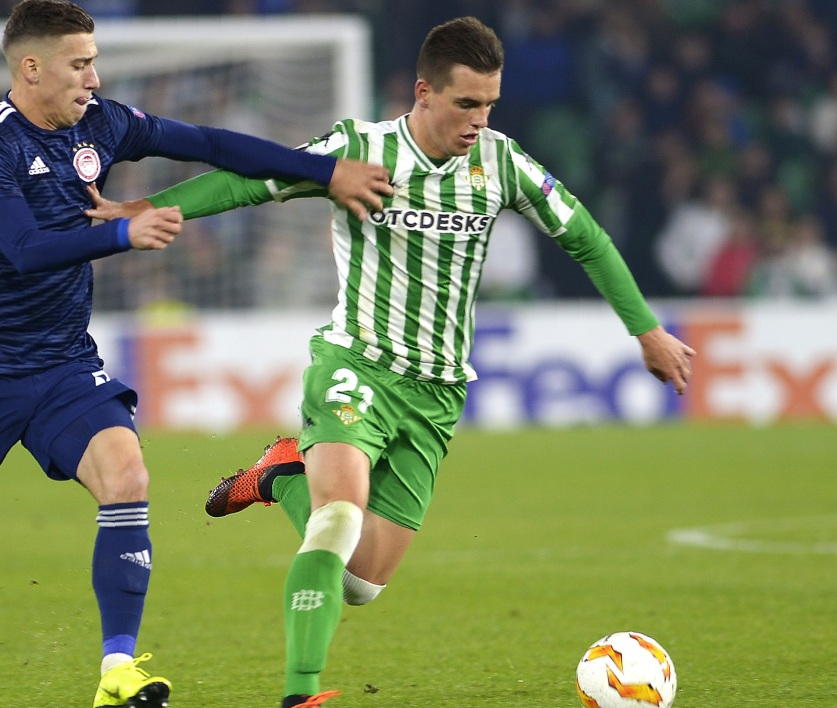 Giovani Lo Celso en route pour la Premier League ?