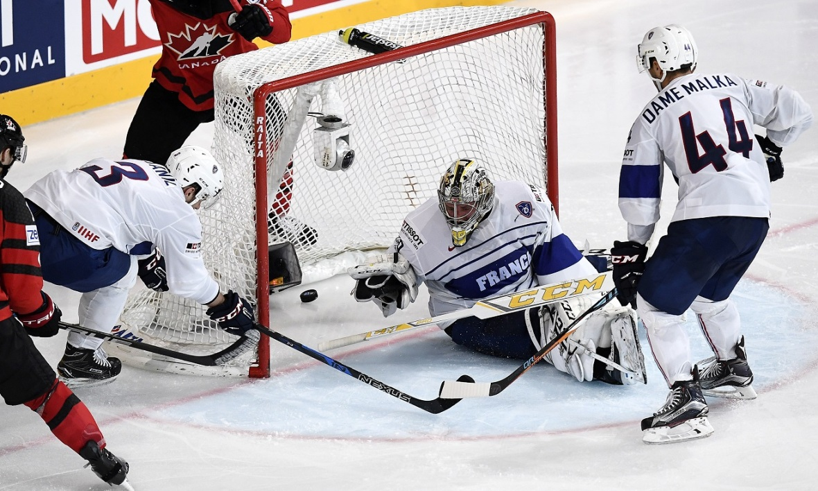 Mondial de hockey: la Finlande prive la France de quart