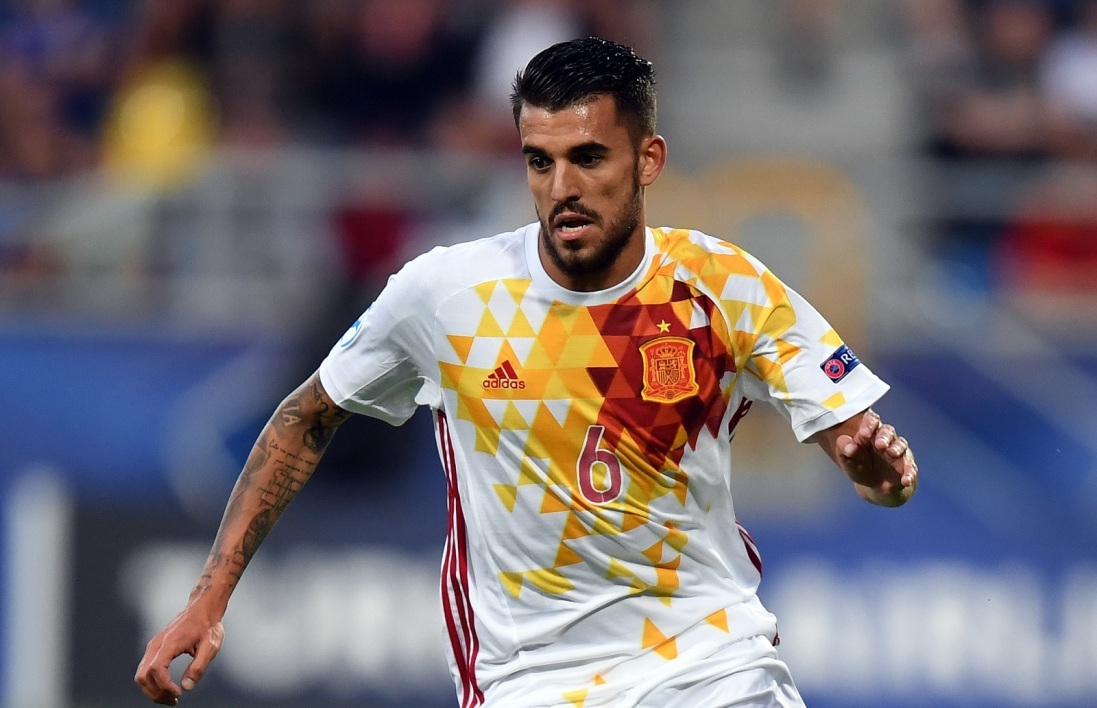 Dani Ceballos s'engage avec les Merengue (officiel) — Real Madrid