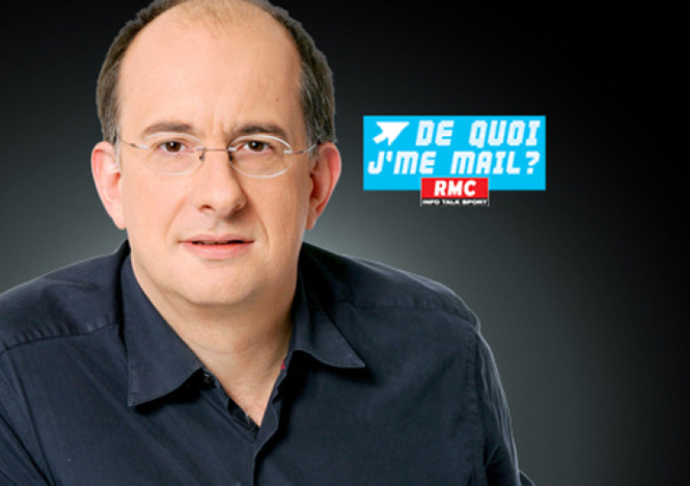 De quoi j'me mail, le podcast