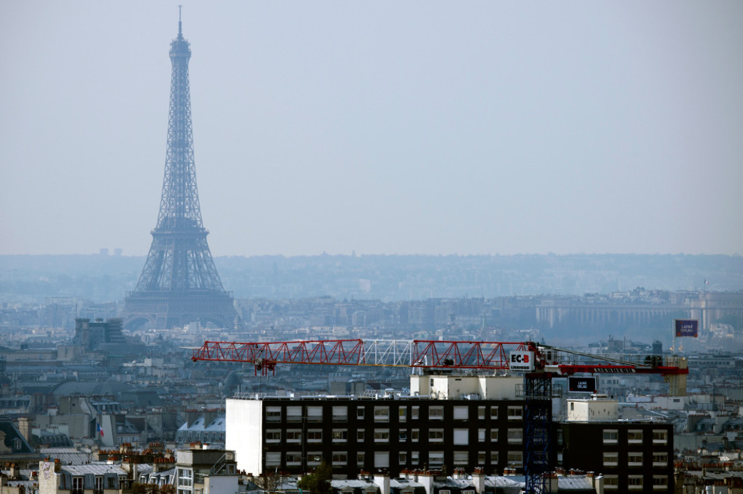pollution Paris circulation alternée