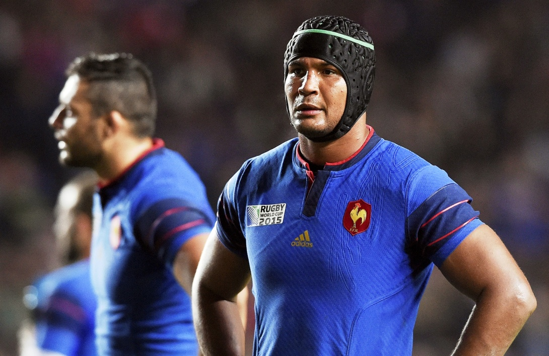 Thierry Dusautoir, le capitaine du XV de France