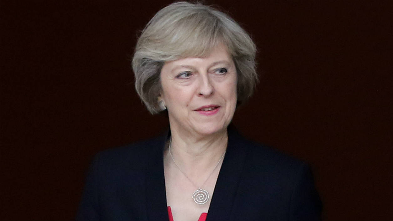 Theresa May perd la majorité absolue — Royaume-Uni