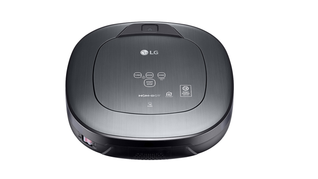 LG VR9647PS Hom-Bot Square Turbo+