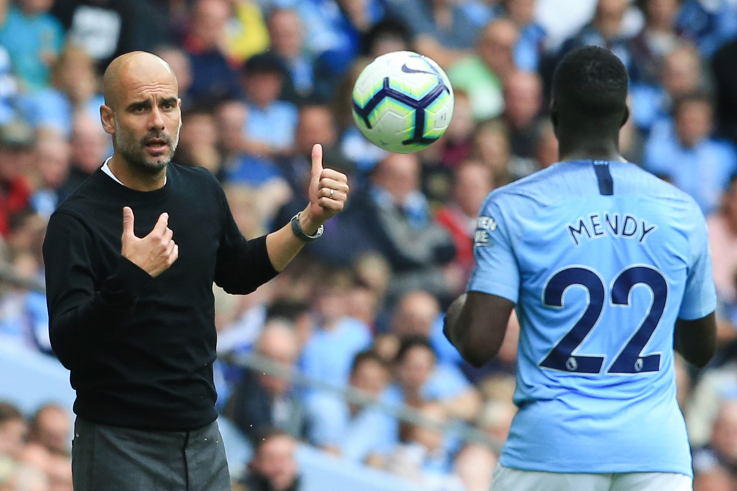 Guardiola Mendy (Manchester City)