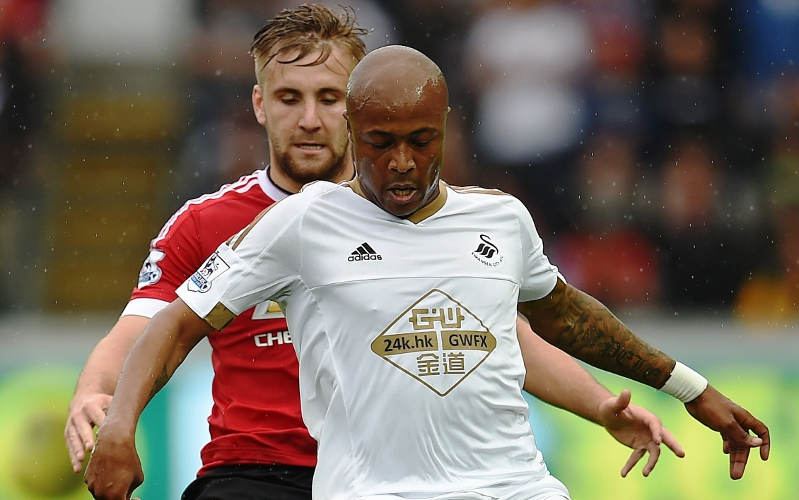André Ayew (Swansea)