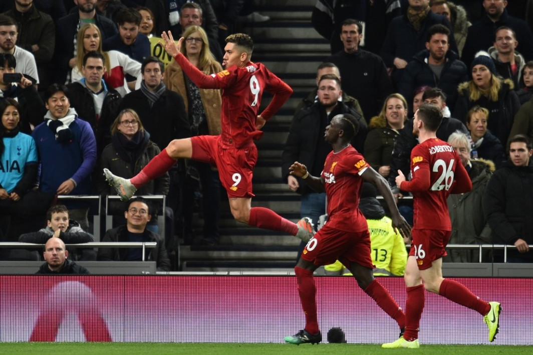 Premier League: record historique de points en Europe pour Liverpool