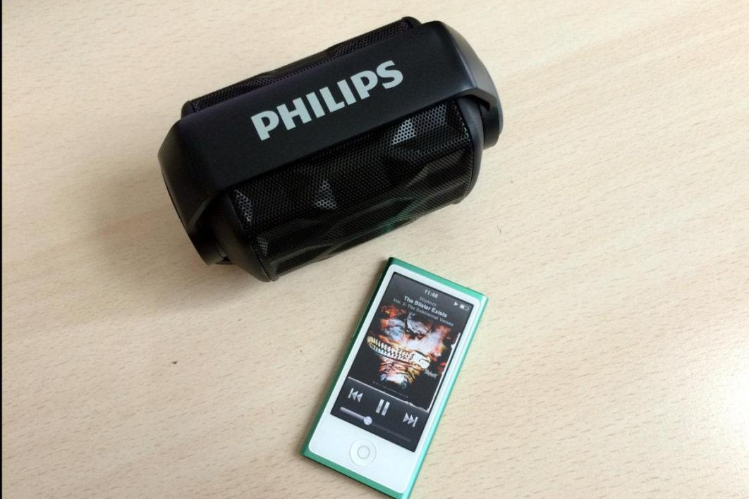 Philips Shoqbox Mini (BT2200B)