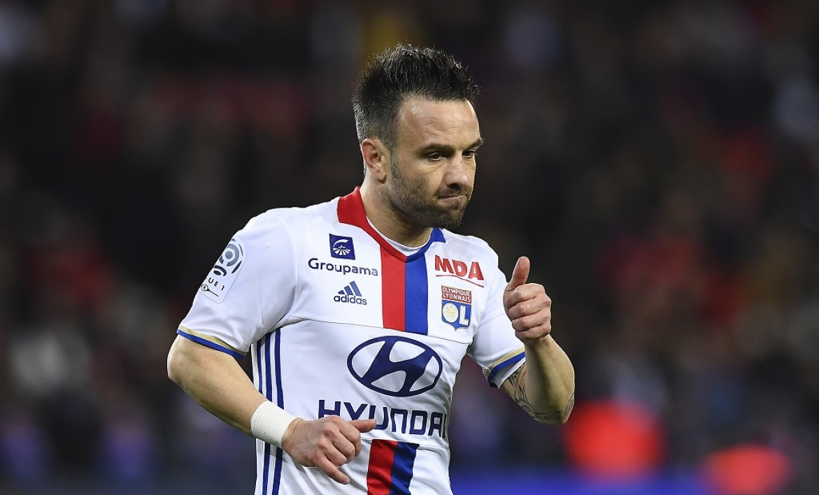 Mathieu Valbuena contre Besiktas