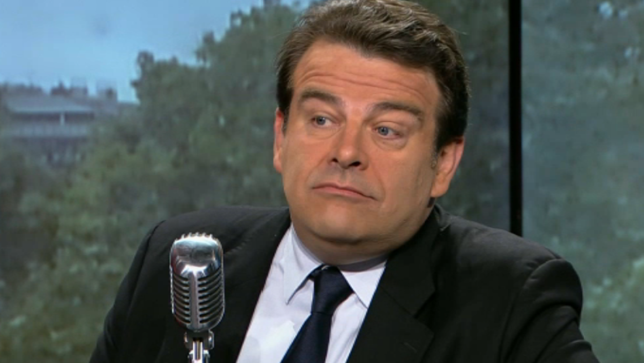 Thierry Solère sur RMC