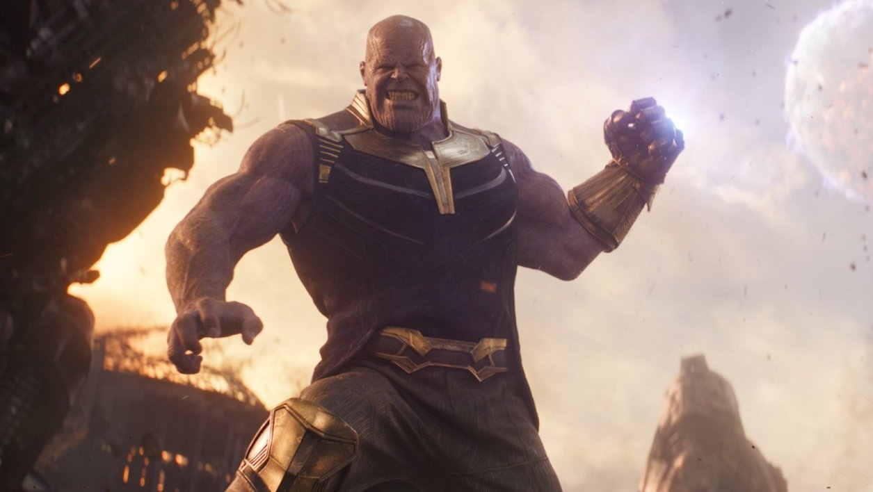 Thanos (Josh Brolin)