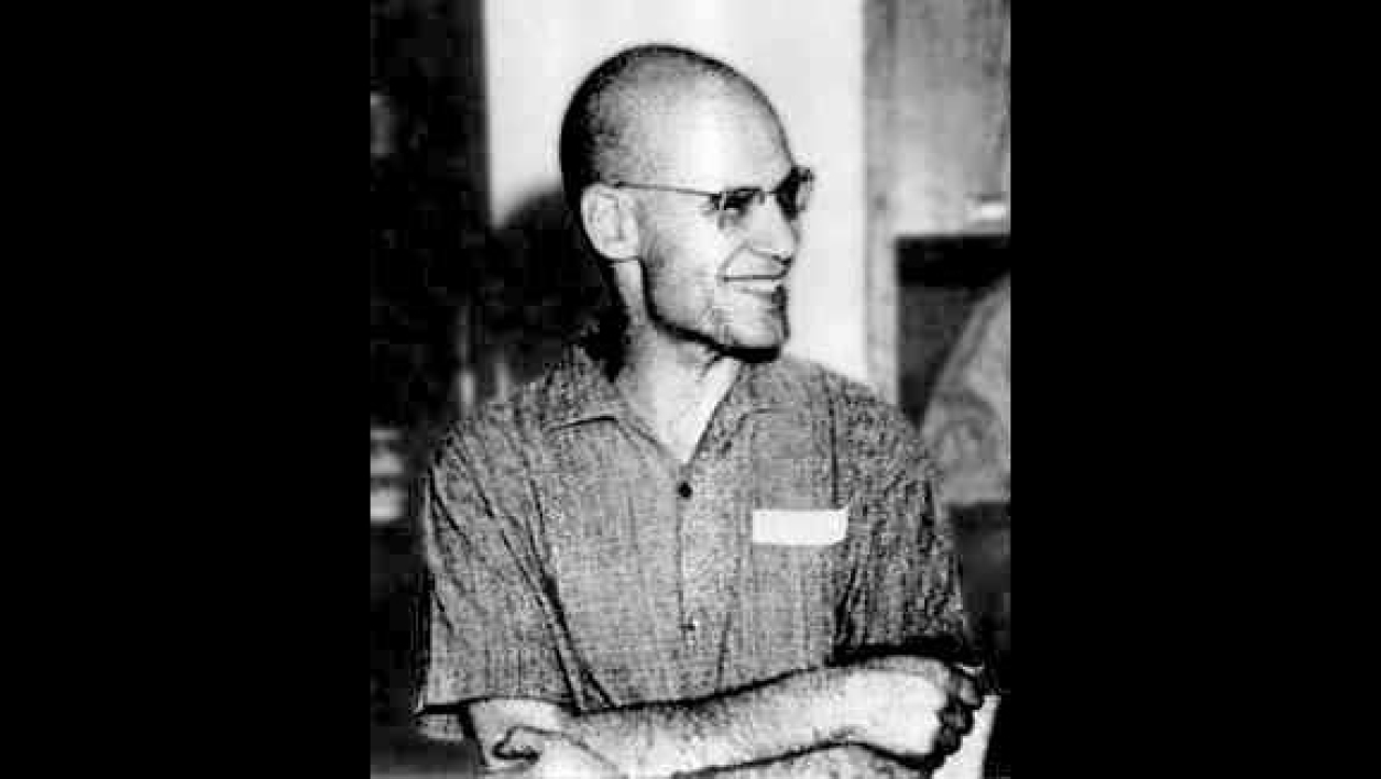 Alexandre Grothendieck en 1970.