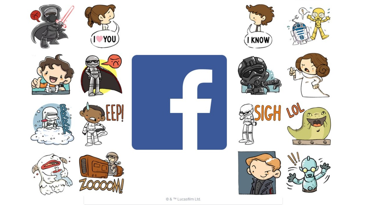 L'invasion Star Wars commence sur Facebook